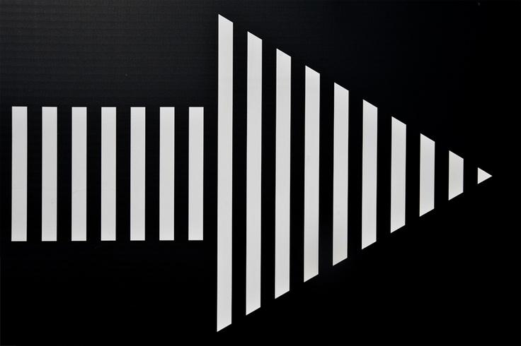 Stripes (Daniel Buren, Monumenta)