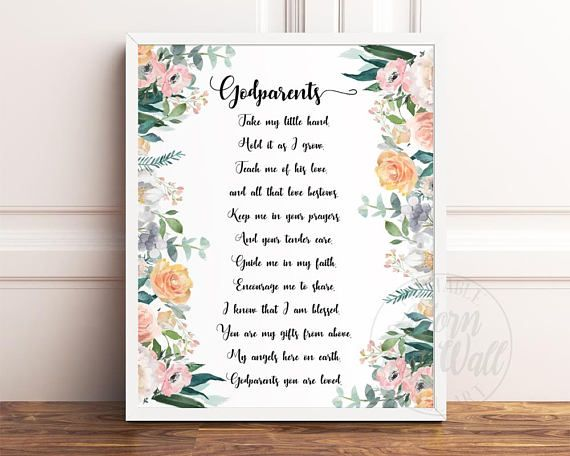 Best 25+ Christening gifts from godparents ideas on ...