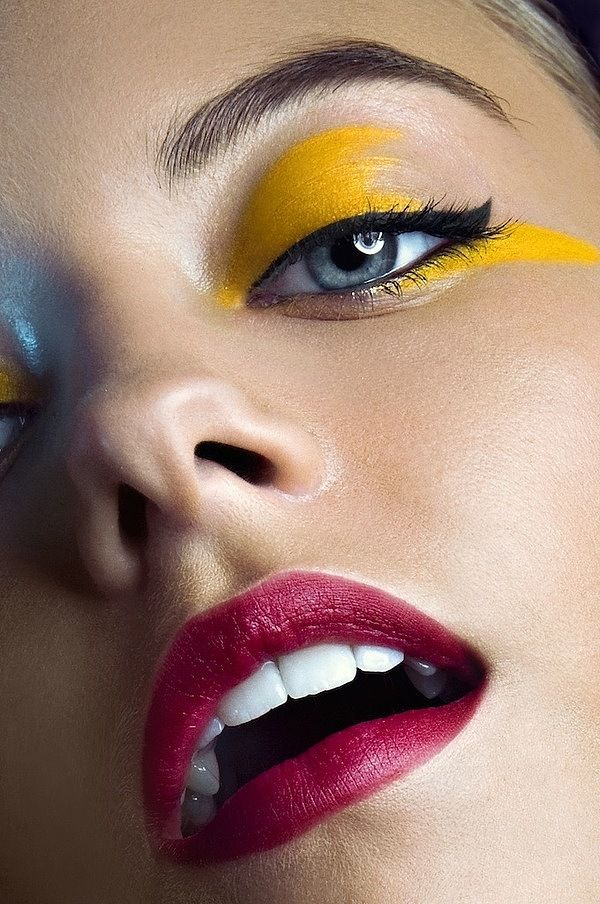Beauty Color Story by Jessica Rivera