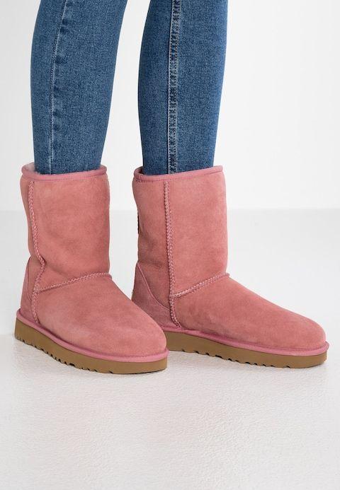Pink Short Ugg Boots