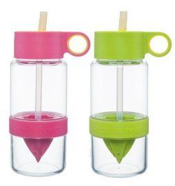 Citruszinger mini drinkfles voor vitaminewater