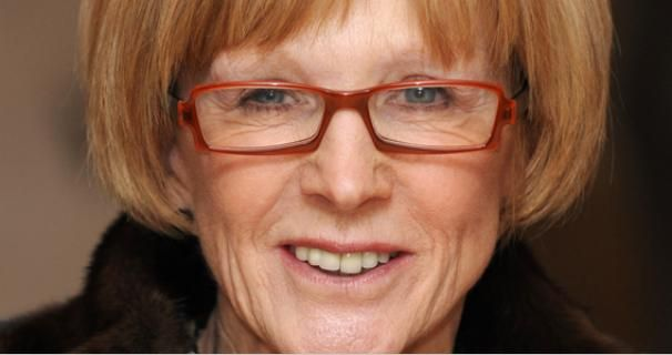 BBC presenter Anne Robinson is 69 today.