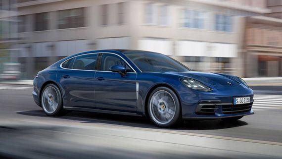 Представительский седан Porsche Panamera 4S Executive 2017 / Порше Панамера 4S Executive 2017