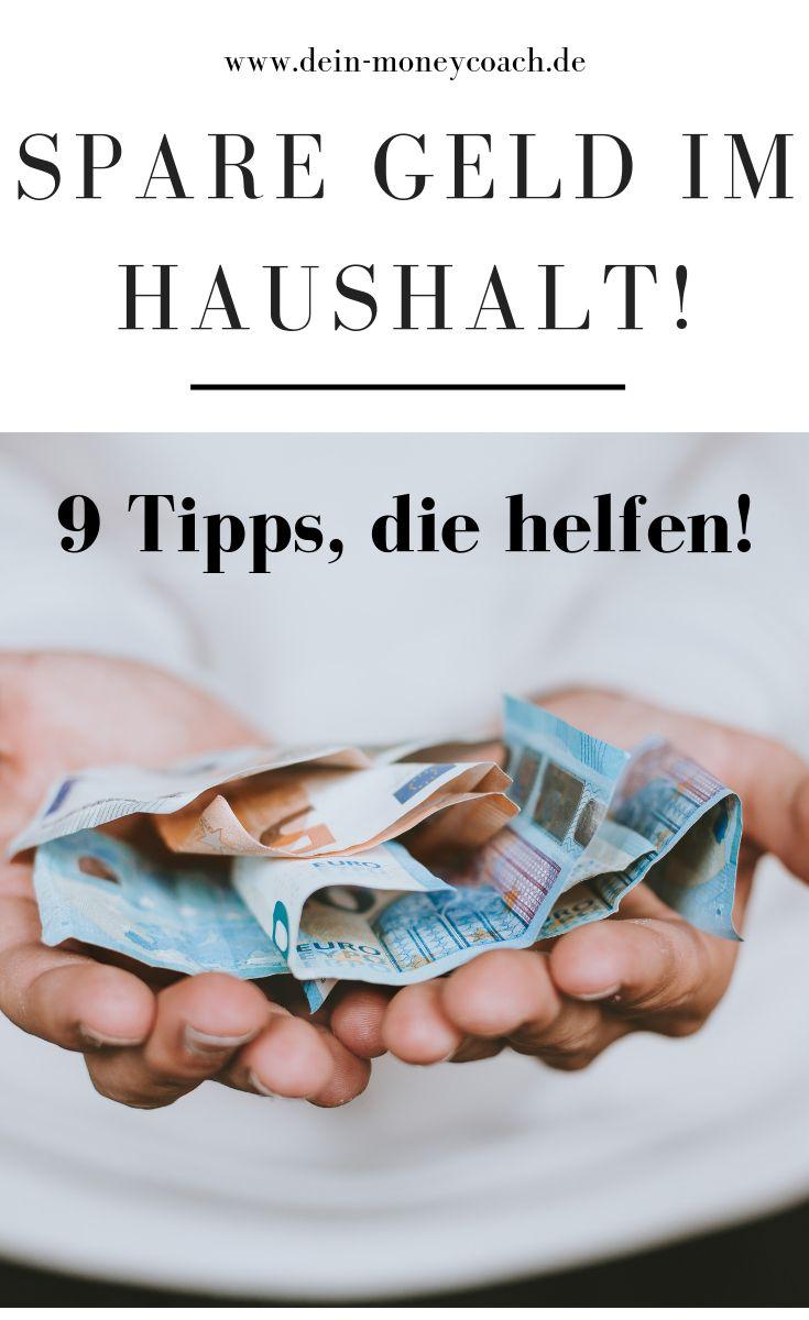 geld sparen im haushalt 9 hilfreiche tipps zum sofort umsetzen geld sparen tipps zum geld