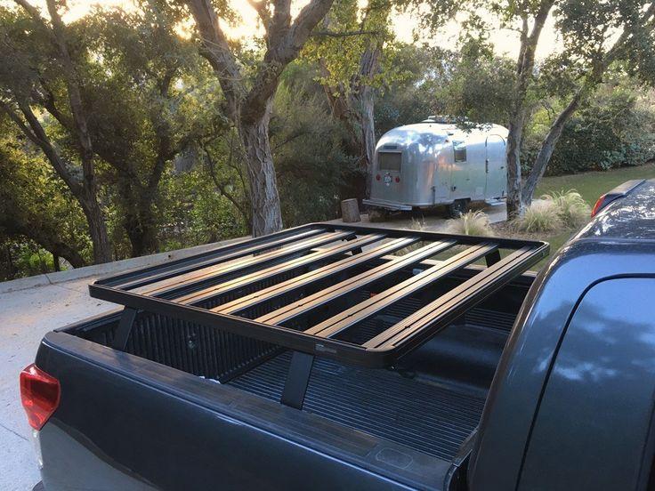 Toyota Tundra Pick Up Truck Cargo Bed Rack Kit 2007
