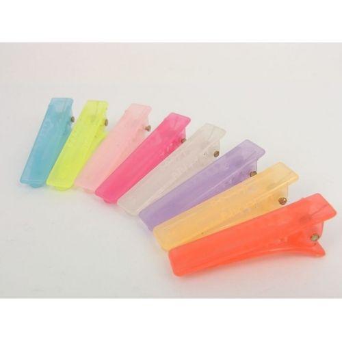 bulk wholesale alligator hair clips | Home > Wholesale Hair Accessories > Wholesale Plastic Alligator Hair ...