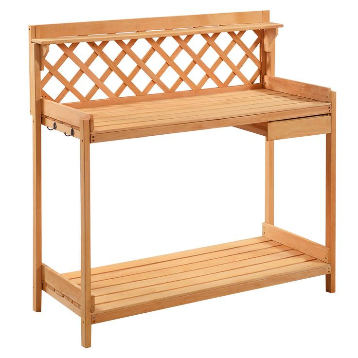 17 Best Ideas About Garden Work Benches On Pinterest Potting Station Garden Works And Potting