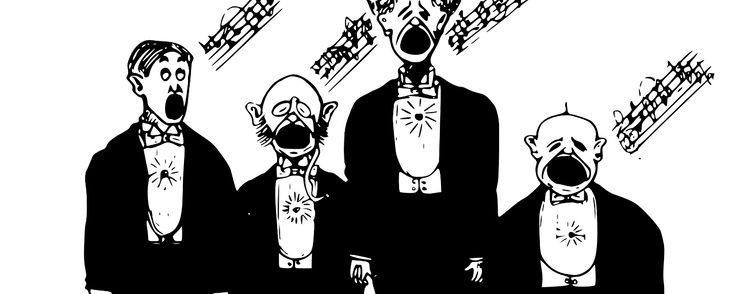 Arreglos para aprender a cantar