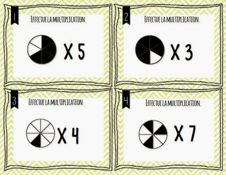 Cartes à tâches en mathématique