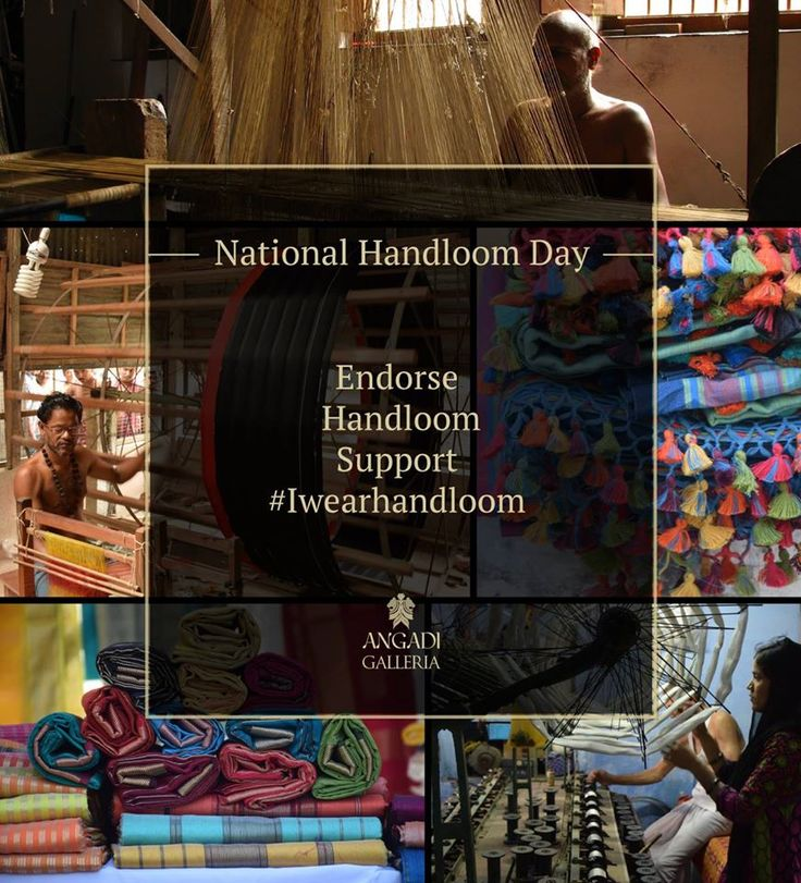 Marking significance on this day of Aug. 7th, was the formal launch of Swadeshi Movement in Calcutta. The Government of India observes August 7 as National Handloom Day every year, in memory of this. On this occasion, we express our deepest gratitude to all our patrons who have celebrated handloom and extend their support to our weaver community and us through the years. Thank you! #AngadiGalleria #Angadi #Iwearhandloom #Nationalhandloomday