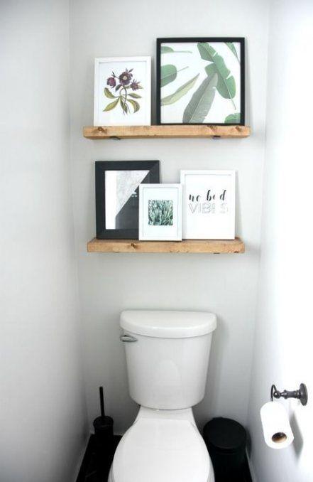 26 Trendy Bathroom Wood Shelves Above Toilet  –   Bathroom  