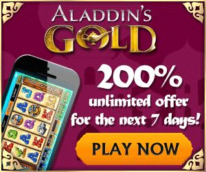 aladdins gold no deposit codes 2015