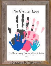Image result for handprint family art