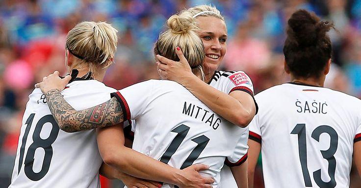Frauen Fussball | Frauen-WM 2015 in Kanada: Spielplan, Ergebnisse und Termine der ...