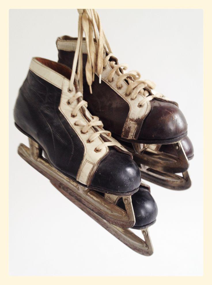 50ties hockey skates CCM Canada