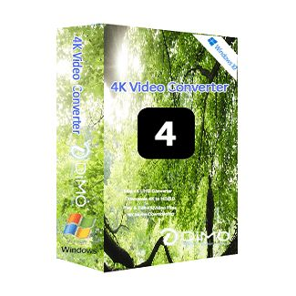 Dimo 4K Video Converter review & Registration Code for free in the software giveaway of the day. convert your recorded or downloaded 4K video in MTS, XAVC, AVI, MOV, MXF, H.265 (HEVC), etc. to any other video formats supported by your 4K TV or 4K monitor.