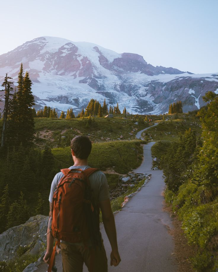 The 10 Best Mt Rainier Hikes For Jaw-Dropping Views