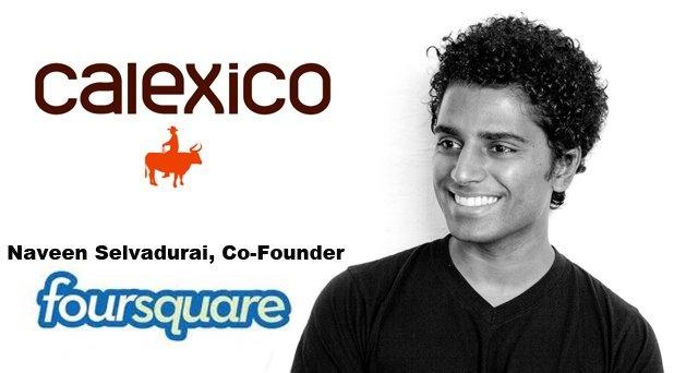 Naveen Selvadurai, co-fundador de Foursquare deja la compañía: http://ow.ly/9tiaU