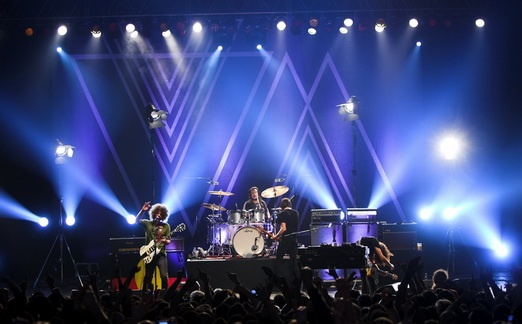 Wolfmother World Tour