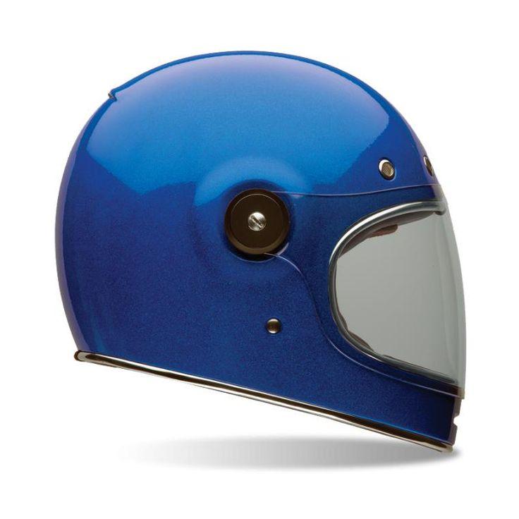 Bell Bullitt - Blue Flake | The Helmet Warehouse