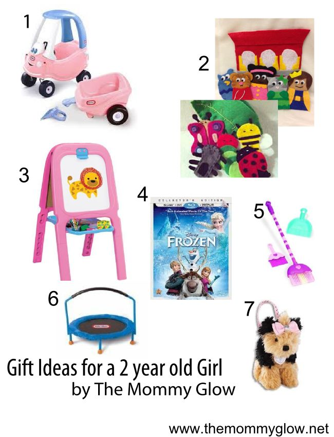 Christmas Gift Ideas for a 2 year old that they will love! @themommyglow #toddlergiftideas | Mommy Stuff | Christmas gifts for girls Christmas gifts for 2 ...  sc 1 st  Pinterest & Christmas Gift Ideas for a 2 year old that they will love ...
