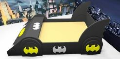 Batman - Bespoke by Baker - The home of handmade childrens theme beds & playhouses