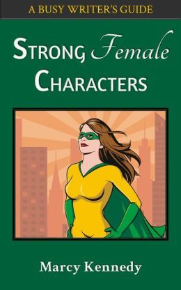 Strong Female Characters || Writing Reference