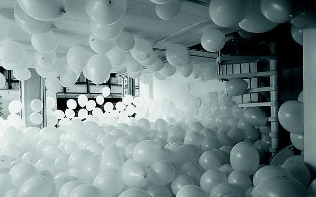 martin creed balloons - Google Search