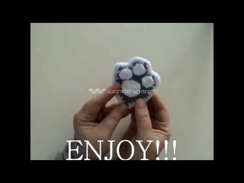 Paw patrol crochet crest with english subtitles