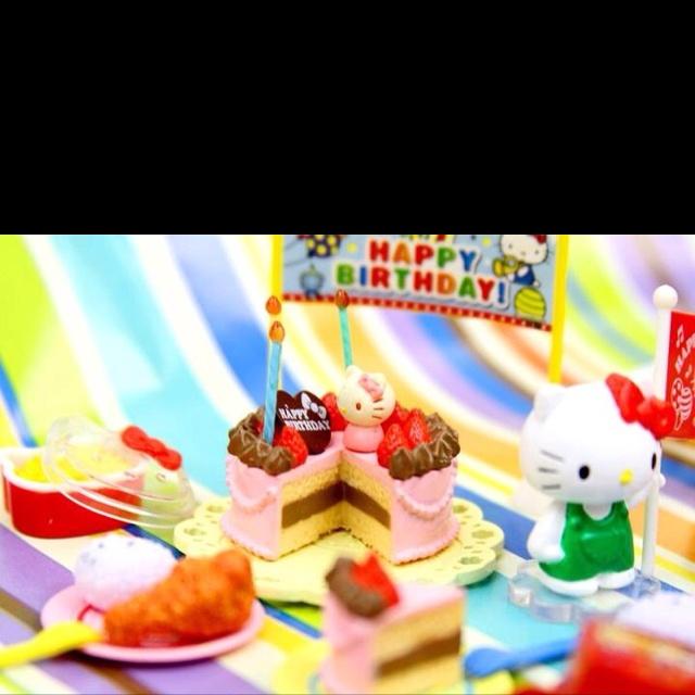 Hello Kitty party box!
