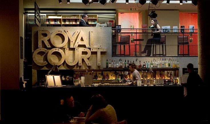 Commercial - Royal Court Theatre - TinTab - Contemporary, bespoke, design & manufacturing in Newhaven, East Sussex