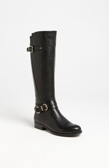 Naturalizer 'Juletta' Tall Riding Boot (Online Only) available at #Nordstrom