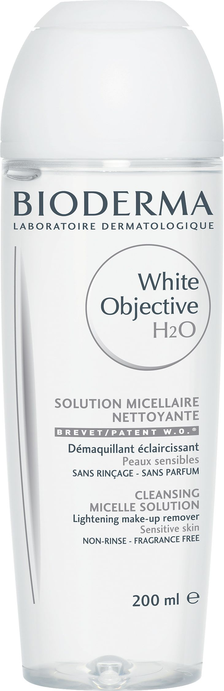 Bioderma White Objective H20 - Micelle Solution 200ml