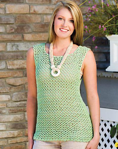 76 besten Crochet Tops Bilder auf Pinterest | Kleidung häkeln ...