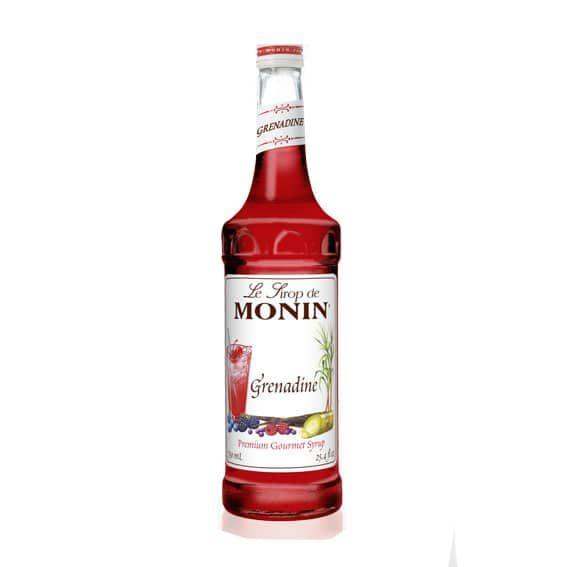 فروشگاه اینترنتی نوشیدنی - سیروپ انار مونین 700 میلی لیتر Syrup Grenadine Monin