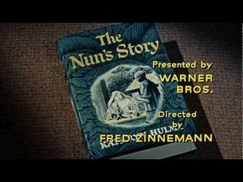 The Nun's Story - Original Trailer