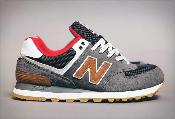 new balance 574 style sold