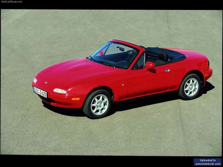 Mazda MX-5 (1991) on automotobook.com