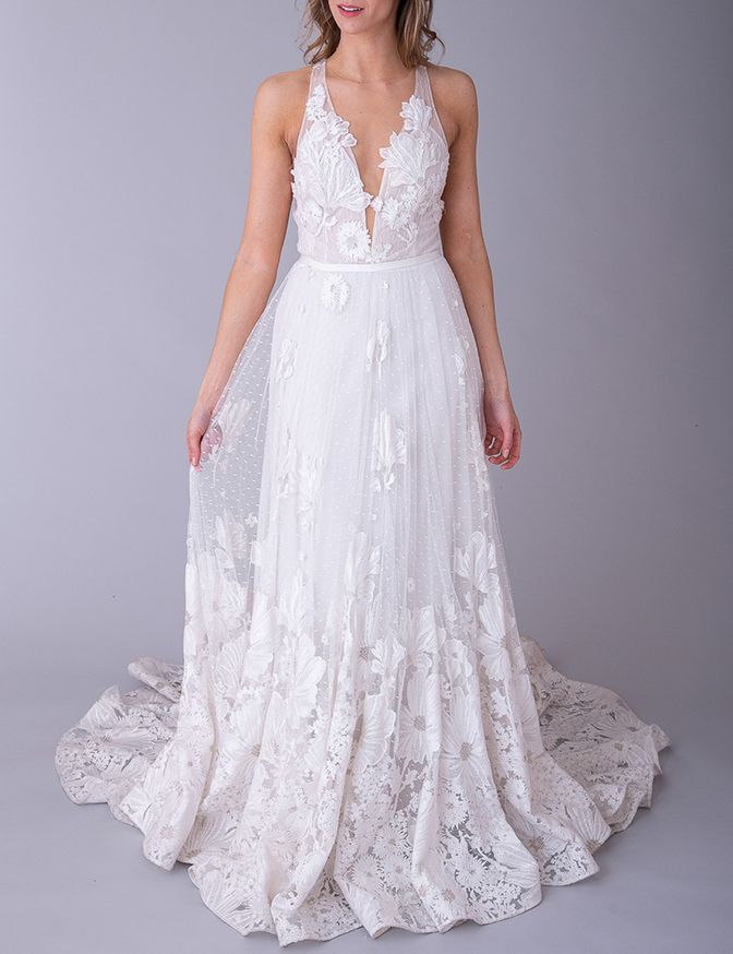 Marchesa Notte Millie Wedding Gown At Lovely Bride Preowned Wedding Dresses Dresses Bow Wedding Dress