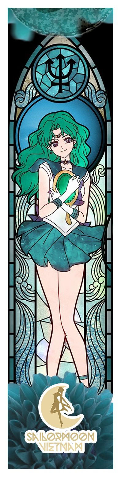 Sailor Neptune (#Michiru Kaiou #Sailor Neptune)