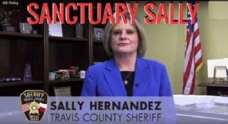 Texas: Arrest Sanctuary Sheriff For Releasing 70 Percent Of Violent Criminal Aliens - http://conservativeread.com/texas-arrest-sanctuary-sheriff-for-releasing-70-percent-of-violent-criminal-aliens/