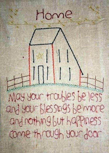 New Home Quotes Delectable Blessings New Home Sayings Picture