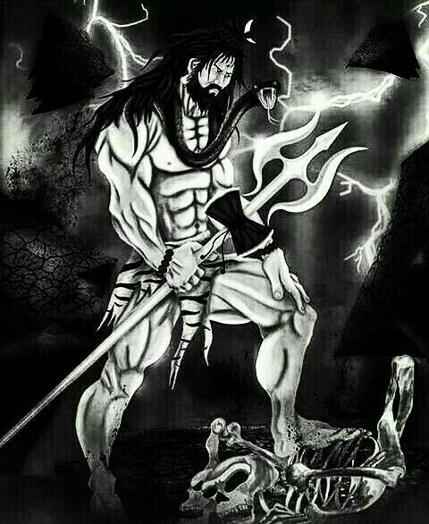 Shiva Art Shakti Tattoo Om Namah Shivaya Lord Phone Wallpapers Aghori God Pictures Indian Gods