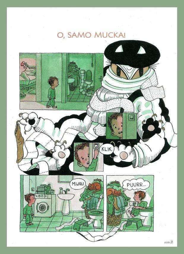Comics - Tanja Komadina