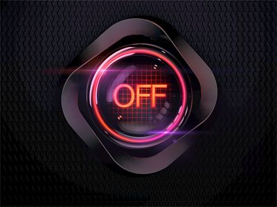 "Button (turned off) by Denis ""Krol"" Krasavchikov Following"