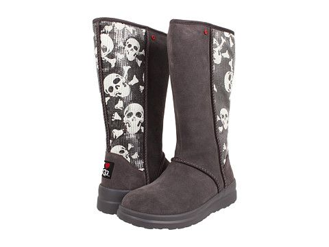 I Heart UGG Kisses Tall....Totally on my wish list!