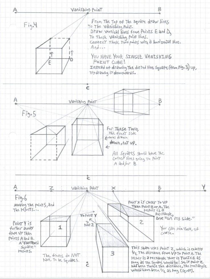 Perspective Tutorial: 1VP 10 by ~GriswaldTerrastone on deviantART