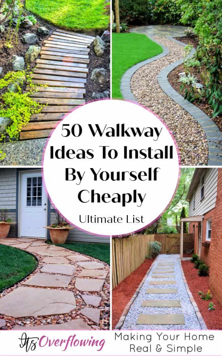 Landscape Walkway Ideas