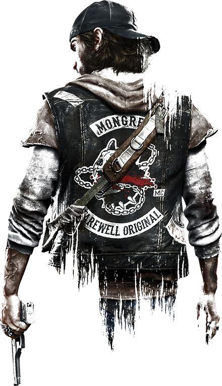 Zombie Apokalypse. Betritt in Days Gone auf PS4 eine brutale, post-apokalyptische Welt und kämpfe um dein Überleben.