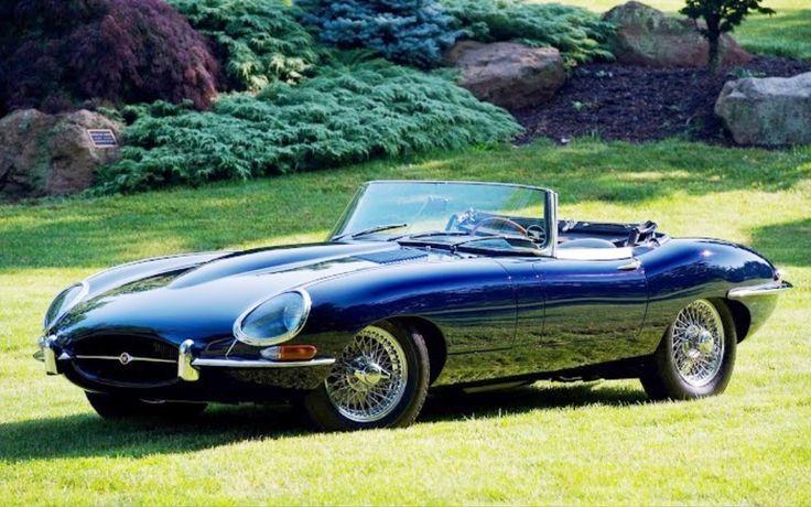 1961   Jaguar  E Typ.